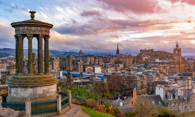Win a Two-Night Stay in Edinburgh