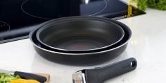 Free Tefal 3-Piece Frying Pan Set
