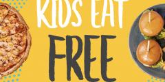 Half Term: Kids Eat Free!