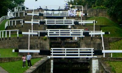 Bingley Five Rise Locks | Bradford, Yorkshire