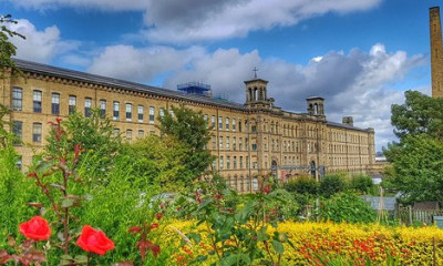 Salts Mill | Bradford, Yorkshire