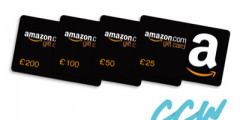 Free Amazon Vouchers For Talking About Water