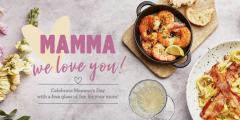 Mother's Day: Free Fizz