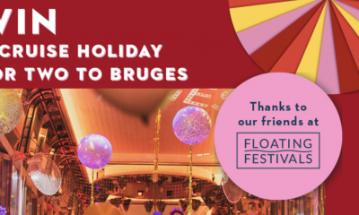 Win a Cruise to Bruges