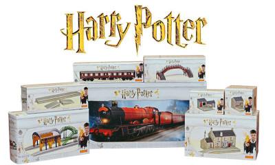 Win a Hornby Harry Potter Modelling Bundle worth £540