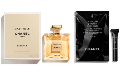 Free Chanel Perfume & Mascara