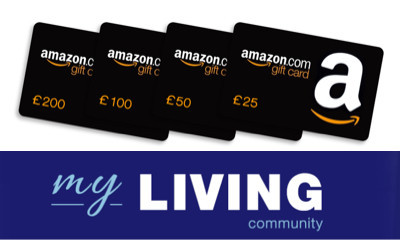 Free Amazon Vouchers for Talking about your Household Appliances