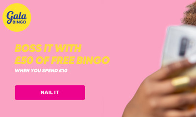 Free £40 Bingo With Gala Bingo