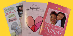 Free Personalised Mother's Day Card from Moonpig