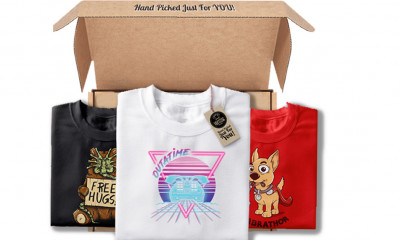 Free Quirky T-Shirt