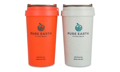 Free Reusable Coffee Cup