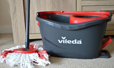 Free Vileda Turbo Mop - Instant Win