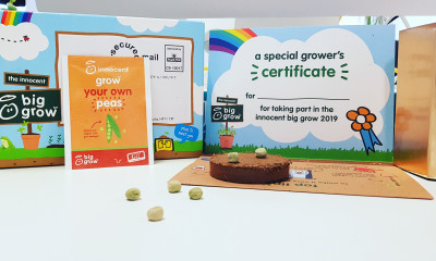 Free Seeds Kit From innocent