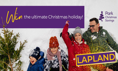 Win a Luxury Lapland Holiday worth up to £5,000