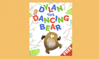 Free Copy of Dylan the Dancing Bear Picture Book