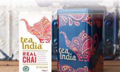 Free Tea India Tin