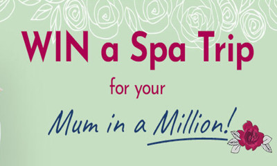 Win a Spa Trip for 2 or £250 of Champney's Products