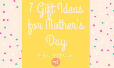 7 Simple Gift Ideas for Mother's Day (for £10 or Less)