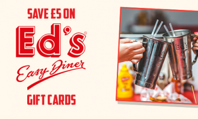 £5 off Gift Cards