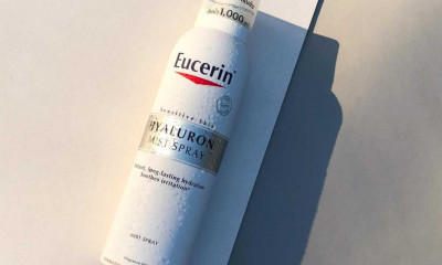Free Eucerin Mist Spray