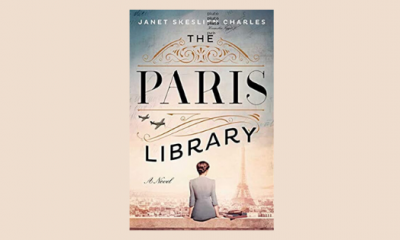 Free Copy of 'The Paris Library'