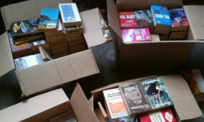 Free Books in Whitley Bay, Tyne & Wear
