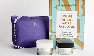 Win a Stack of Books and Skincare