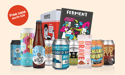 Free Case of Craft Beer Worth £24