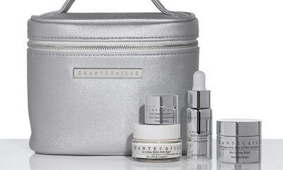 Win the Chantecaille Bio Lifting Travel Collection and Massage Tool worth £440