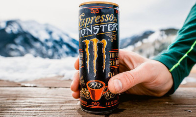 Free Monster Energy Drink