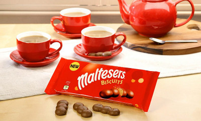 Win Malteser Biscuits Plus Afternoon Tea (worth up to £500)