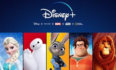Free Week of Disney+