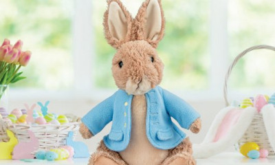 Win a Large Peter Rabbit Soft Toy
