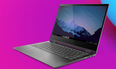Win a Lenovo 2-in-1 Yoga Laptop