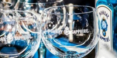 Free Bombay Sapphire Glasses - 2,000 Available!