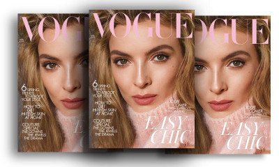 Free Copy of Vogue Magazine