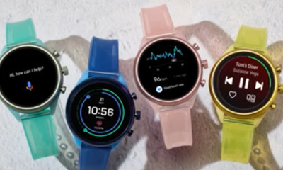 Win a Fossil Jelly Sport Smartwatch
