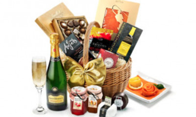 Free Easter Hamper