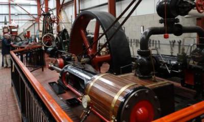 Markham Grange Nursery & Steam Museum | Doncaster, Yorkshire
