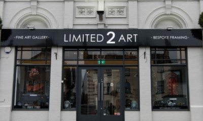 Limited 2 Art Gallery   Doncaster, Yorkshire