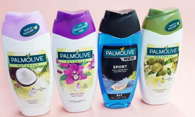 Free Palmolive Coconut Shower Gel