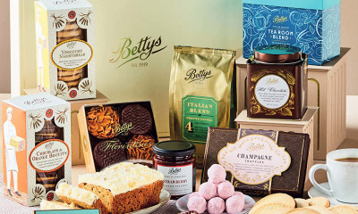 Win a Betty's of Harrogate Hamper worth £75
