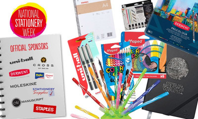 Win a £500 Bundle of Stationery