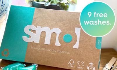 Free Smol Laundry Capsules