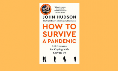 Free Copy of 'How to Survive a Pandemic: Life Lessons for Coping with Covid-19'