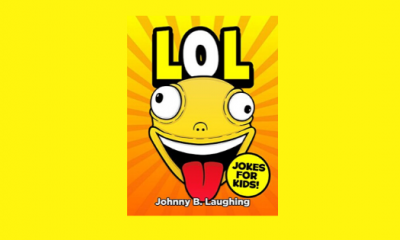Free Copy of 'LOL: Funny Jokes & Riddles for Kids'
