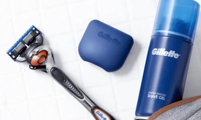 Free Gillette Razor Kit