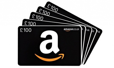 Free Amazon Vouchers For Talking About Food & Drink
