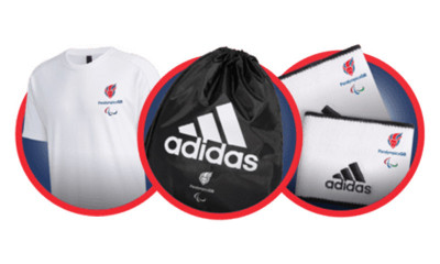 Free Adidas T-Shirt & Other Prizes