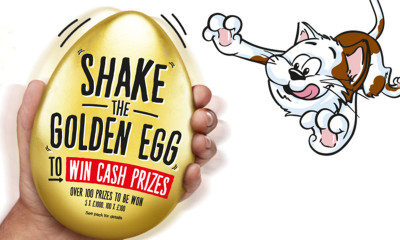Free Cash Prizes from Dreamies